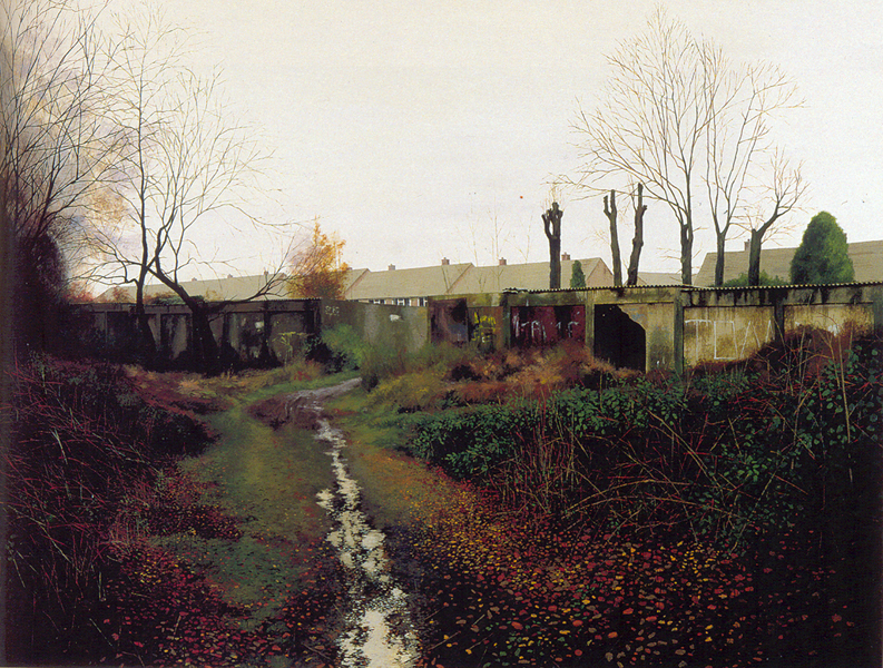 George Shaw (artist) George Shaw Hours of Mindless Fun
